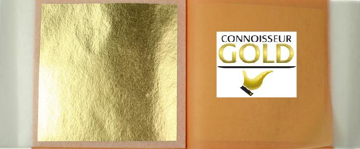 24ct Pure Gold Leaf Transfer 80 x 80mm