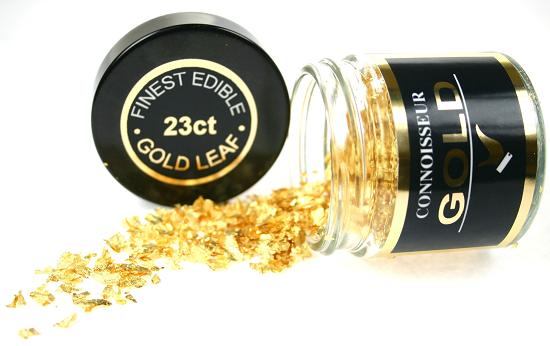 23ct Gold Leaf Small Flakes