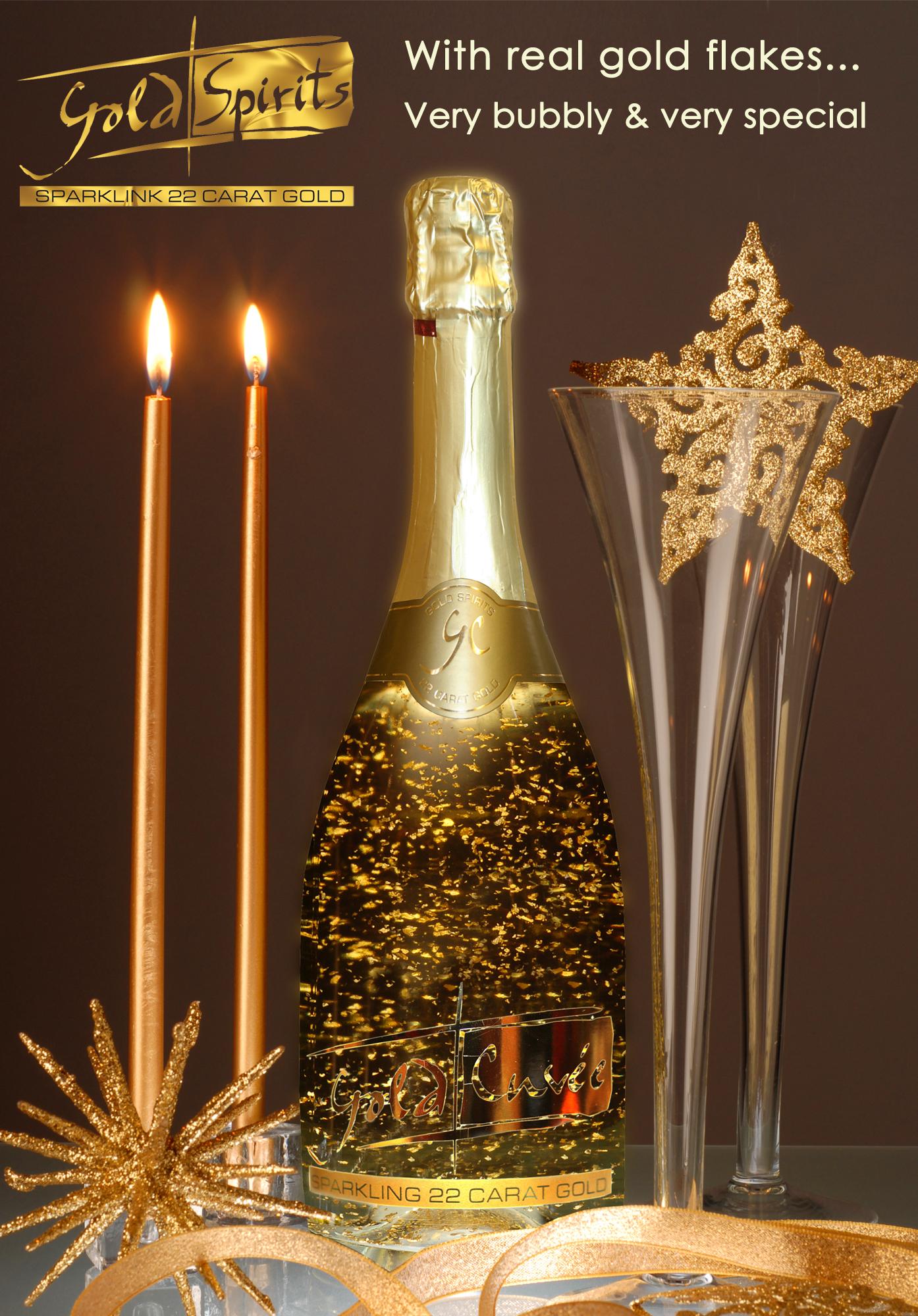 Sparkling Gold Cuvee