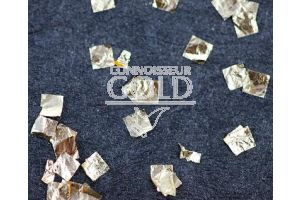 250 mg 23ct Gold Quadratus