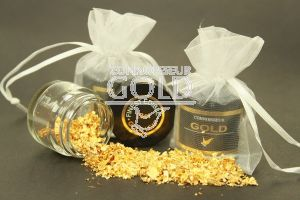 Gold 23ct Flakes - 50 Favours