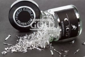 Genuine Pure Silver Ribbons – 500mg