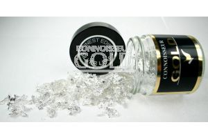 100mg Genuine Silver Large Flakes