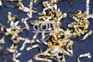 100mg 23ct Gold Filaments