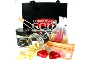 Ultimate Edible Gold & Silver Gift Set