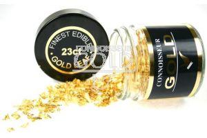 100mg 23ct Gold Petals