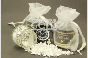 Silver Genuine Flakes 100 Favours