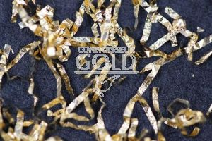 250mg 23ct Gold Filaments