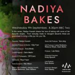 Annesh Popat Award Winning Chocolatier can been seen on Nadiya Bakes